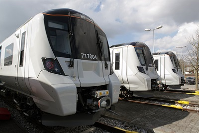 Great Northern 717 trains