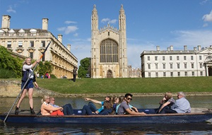 Scudamore's Punting Tours